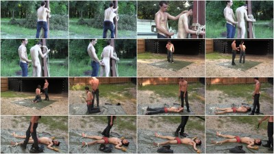 Hung Slavepart 6 scene10