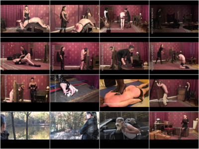 Femdom and Strapon Very Nice Exclusive Collection Domina Movies. Part 4.