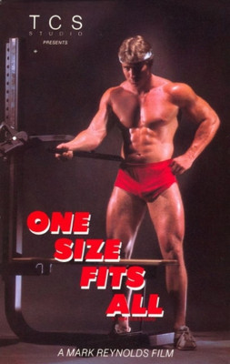 One Size Fits All Front Cover
