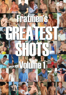 Fratmens Greatest Shots 1 Cover Front
