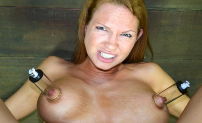 Super BDSM with hot blonde