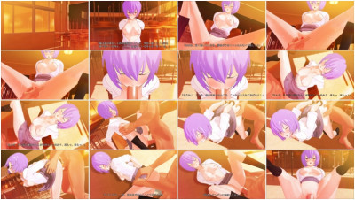 Evangelion 3D Hentai – Ayanami Play 01