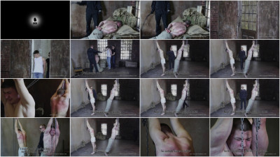 Gay BDSM RusCapturedBoys - Young Offender Pavel - Part IV