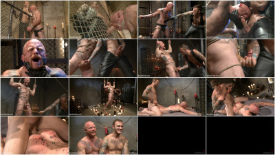 Christian Wilde beats the obedience back into a mouthy slave , sex gay samples.