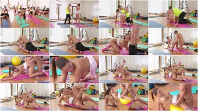 Barbara Bieber — Sweaty Workout After Class (2016)
