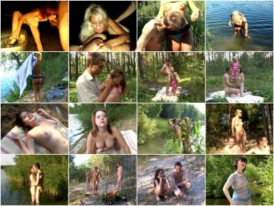 Russian Camping Trip