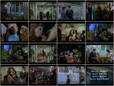 Actresses , Barbara Moose as Martine Semot, plays a prostitute , Brigitte Lahaie plays a prostitute ,