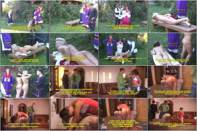 bdsm Discipline in Russia 3 - Country Tales