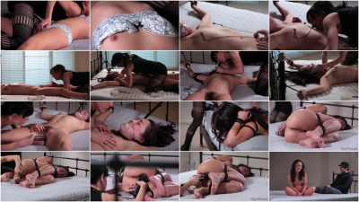 Kristina Rose Spread and Exposed