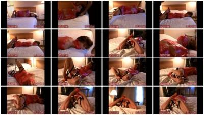 Maria - Mummified Bondage Orgasms
