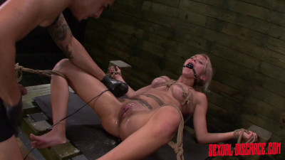 SD   May 14, 2015   Marsha May Endures Rope Bondage, Deepthroat BJ, Rough Sex