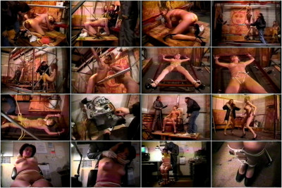bdsm The Reporter Part 2 Gangstarr - ZFX-P