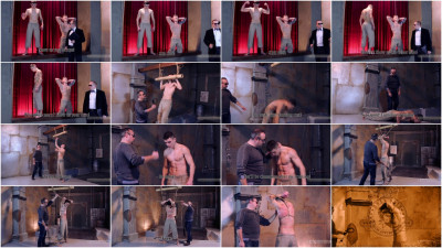 Slaves Auction Artem Part One (2016)