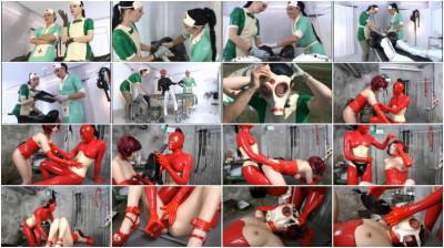 Die Gummi Puppen Klinik