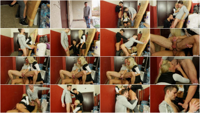 Delivery In A Bisex Threesome