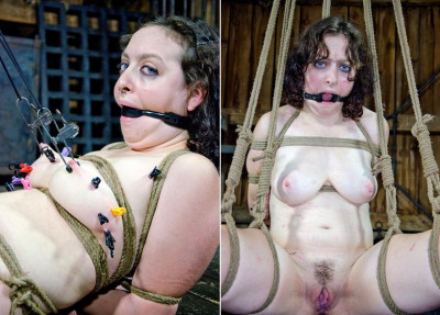 bdsm Hobble Skirt - Dixon is tolerate the pain