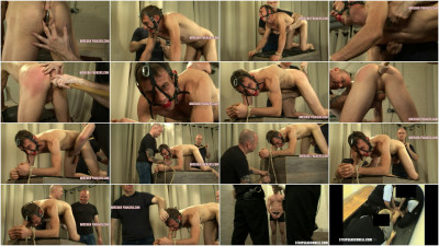 Gay BDSM BreederFuckers Lee II part 4