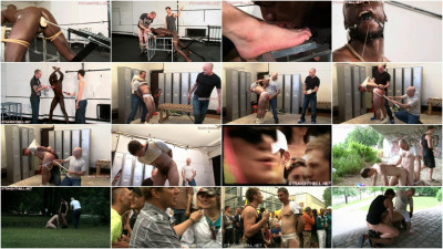 Gay BDSM Collection 2016 - Best 46 clips in 1. Gay BDSM Straight Hell 2010. Part 2.