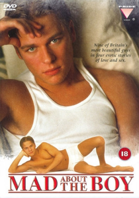Mad About the Boy (Pride Video) Cover Front