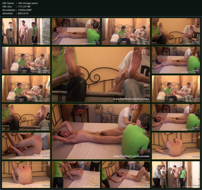 Gay BDSM Best Collection - FeetBastinadoBoys Only exclusive 6 clips. Part 19