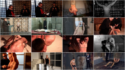 Gay BDSM Collection 2016 - Best 50 clips in 1. RusCapturedBoys. Part 1.