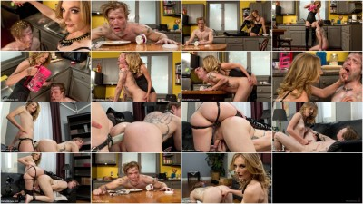 Femdom and Strapon The Spoiled Stepford Husband
