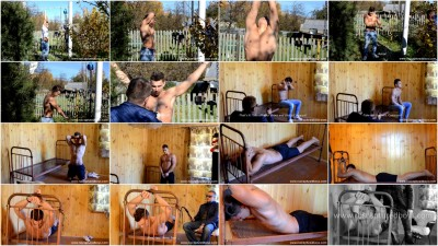 Model Photoshoot at the Dacha