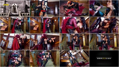 XXX-Men: Psylocke vs Magneto (XXX Parody) 1