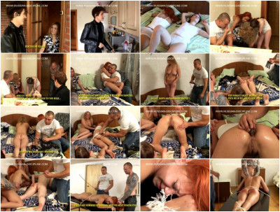 HerFirstPunishment - Discipline in Russia Vol.22 - Funny Games 02