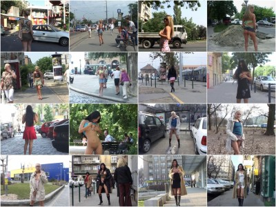 Extreme public piss -  full best collection 27 video. Part 2.
