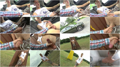 EastBoys Trip with a big cock — Leo West