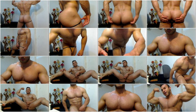 Anton Buttone (Hugo Marquez) Webcam show p.3