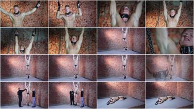 Gay BDSM RusCapturedBoys – Slave for Sale - Vasily - Part II