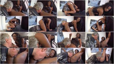 Femdom and Strapon Imani Seduction Part 2