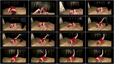 bdsm Tony Staked and Caned Part One