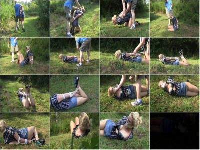 Mia Vallis — Waylaid in the Woods