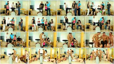 Victoria Rose, Terra Sweet, Valentina Ross The Bi Strike Part 1 (2013)