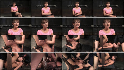 bdsm Roughly Fucked With Tag Team Dick Down (Charlotte Cross) Sexually Broken