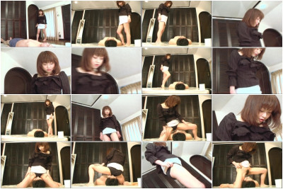 [Gut Jap] Gammen Kijou Onanie 02 Scene #14