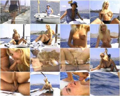 Slut riding a seaman
