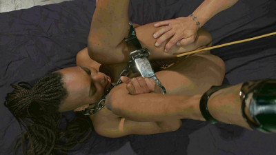 Nikki Darling Black Pussy Punishment