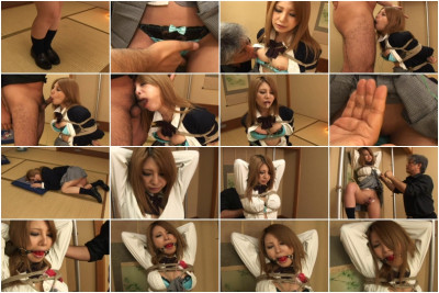 Japanese BDSM with young girl