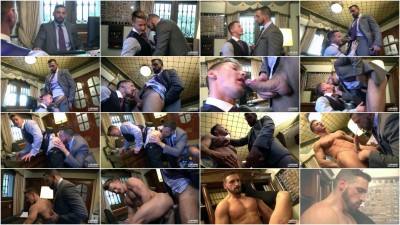 Men at Play Beg & Steal - Darius Ferdynand, Enzo Rimenez (1080p)!