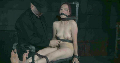 New sensations for a young slave girl