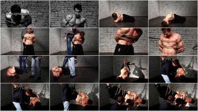 RusCapturedBoys – MMA Fighter Samvel 2