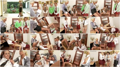 Naughty Schoolgirls(2014)