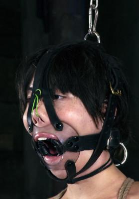 Mask of debauchery.