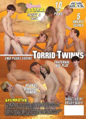 Torrid twinks