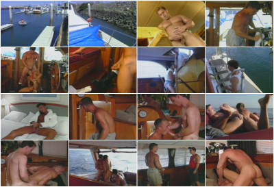 Fox Captain Stud and His Seamen , black twink group male...