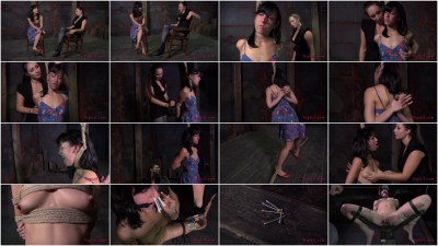 Hot Tears Elise Graves — BDSM, Humiliation, Torture